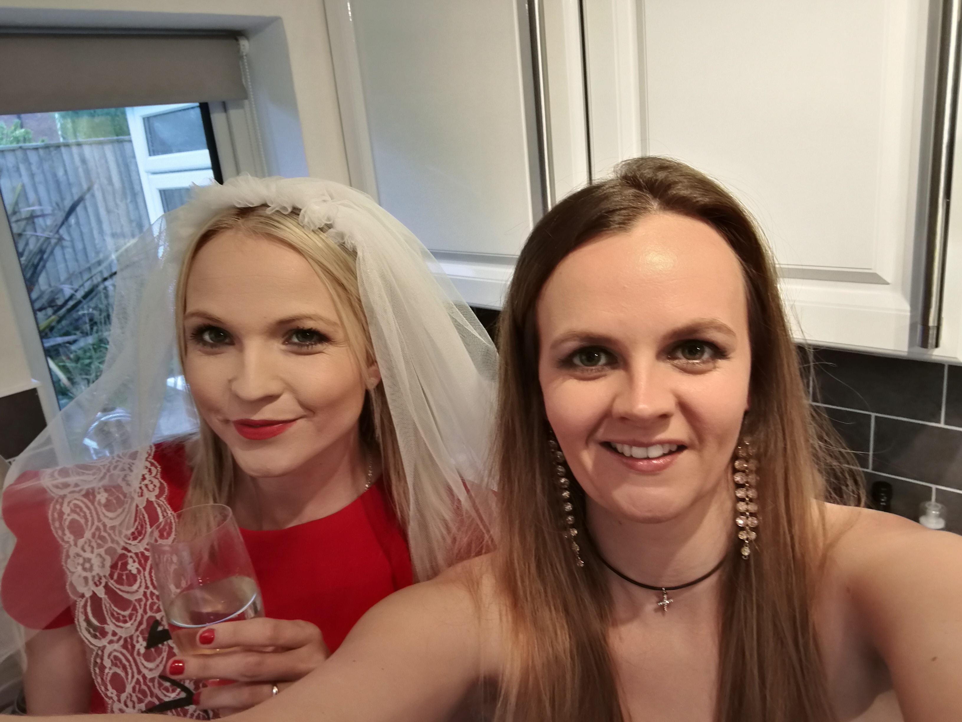 Hen do with even Angels fall