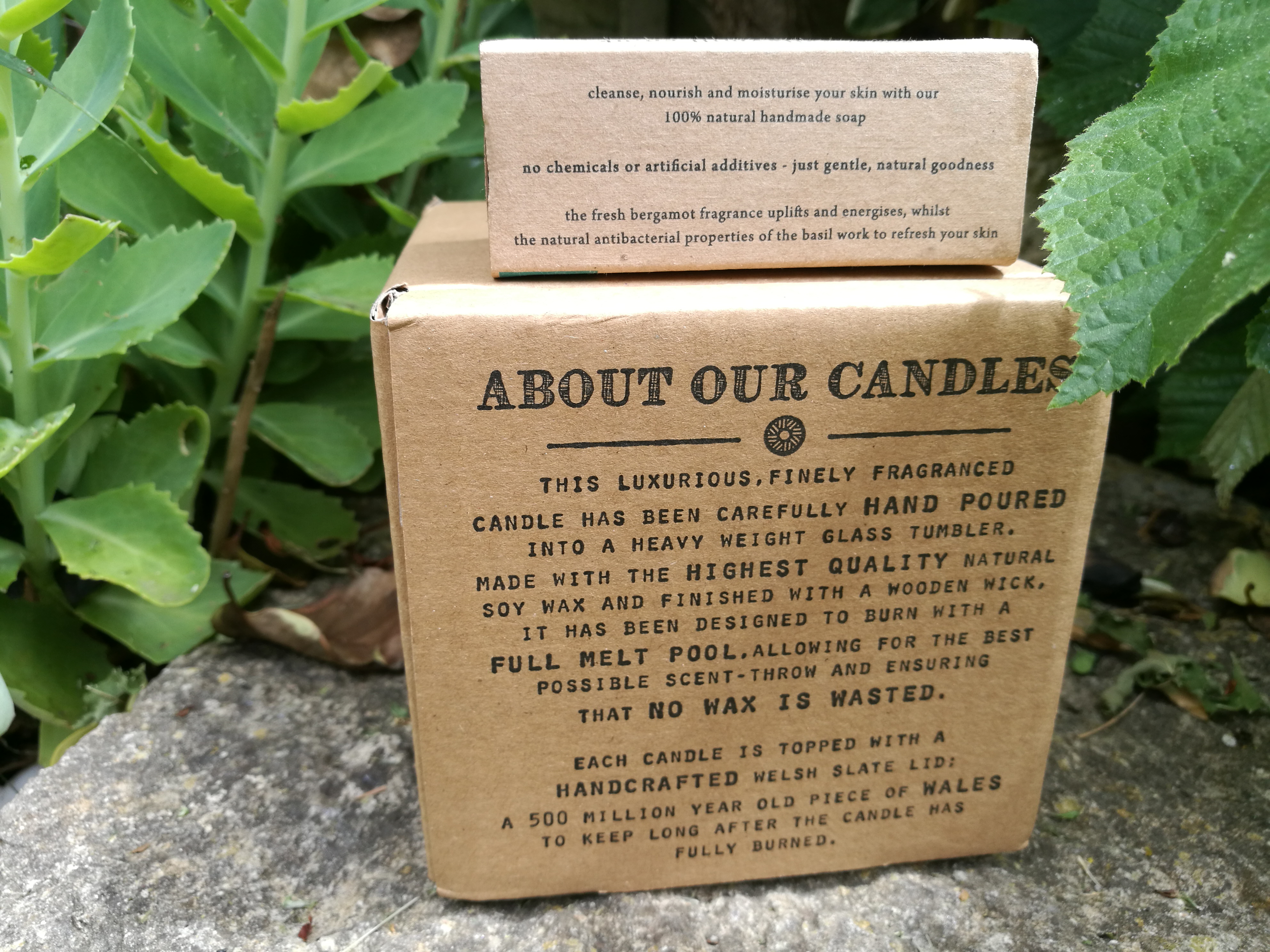 About Valley Mill Candles